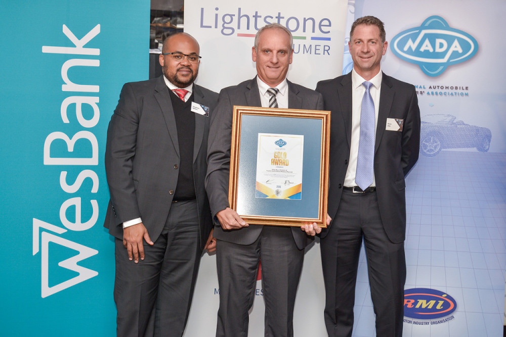 HINO SA SHINES IN TWO COMPETITIVE SURVEYS
