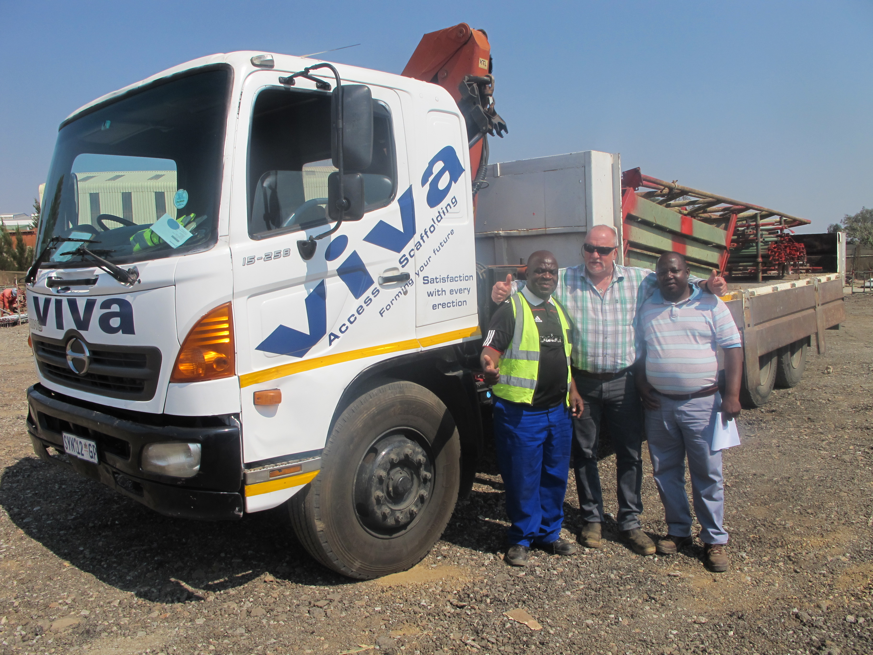 TALE OF TWO RELIABLE HINO WEIGHT-MOVERS