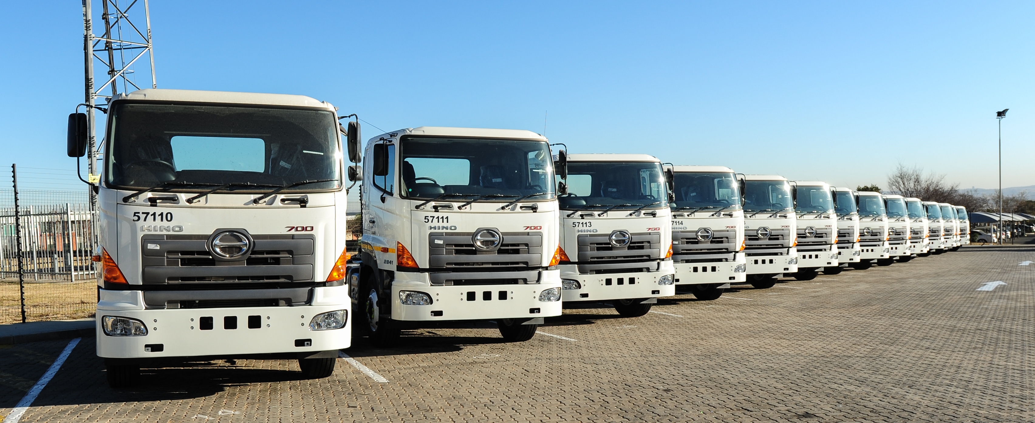 WINNING RECIPE: HINO FUEL ECONOMY AND TOP-CLASS DEALER SERVICE