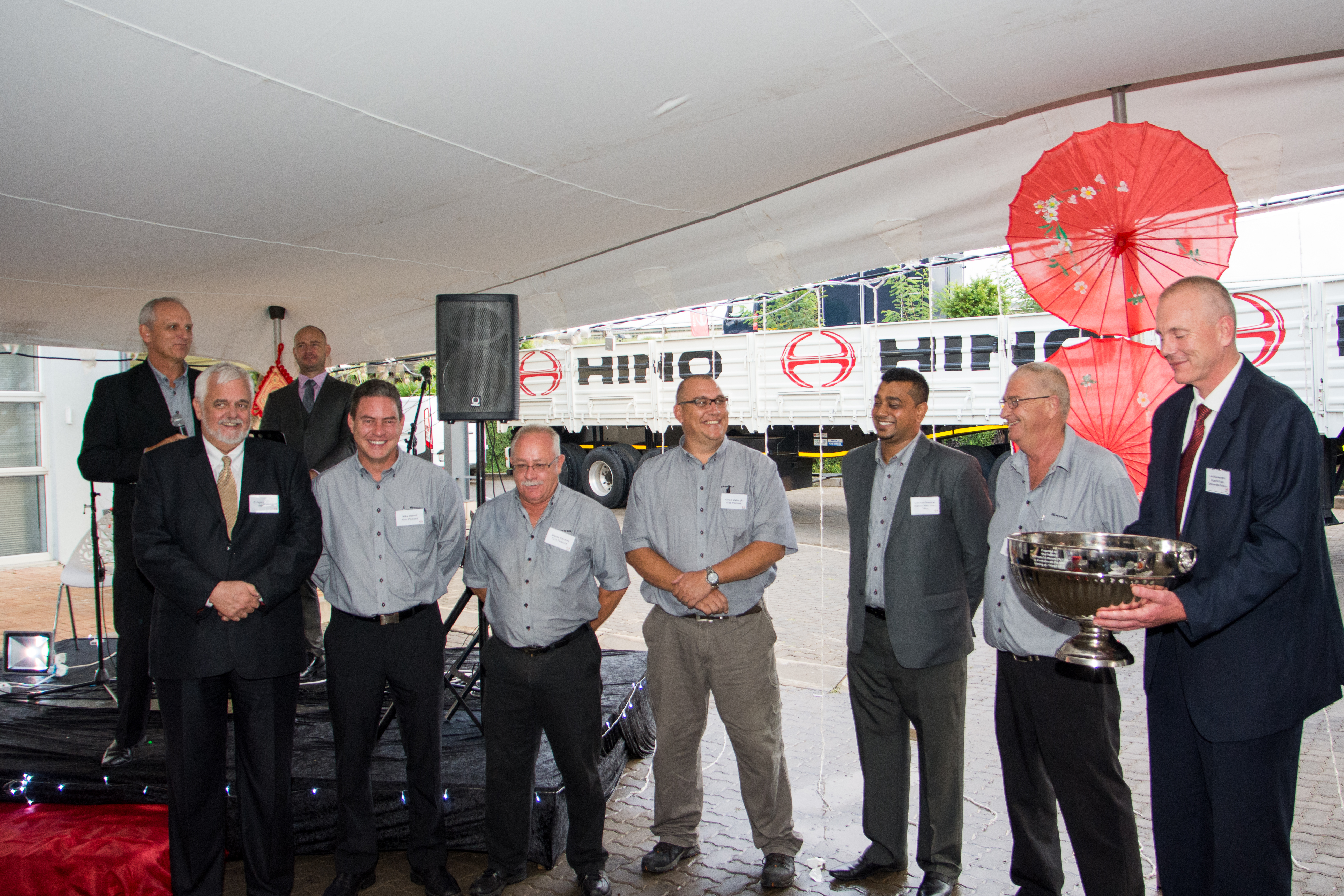IMPERIAL HINO MOVES TO STATE-OF-ART FACILITY IN PURSUIT OF BEST-IN-TOWN DEALER STATUS