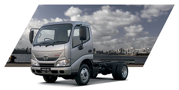 HINO SET TO WIDEN 300-SERIES MODEL RANGE