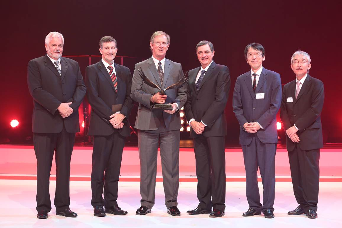 HINO MIDRAND TAKES HINO DEALERS TOP NATIONAL AWARD