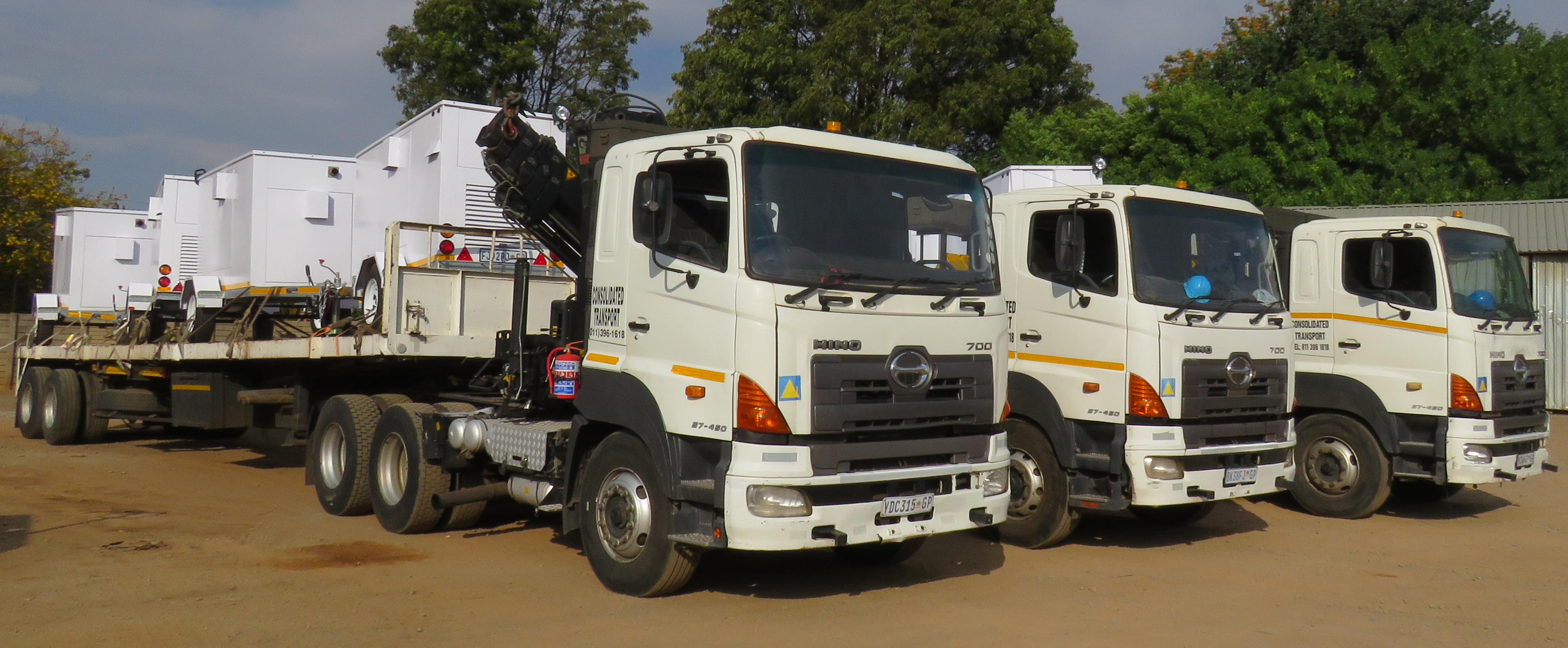 COMPLEX NATURE OF SA TRANSPORT INDUSTRY PROVIDES NICHE MARKETS FOR INNOVATIVE TRUCK OPERATORS